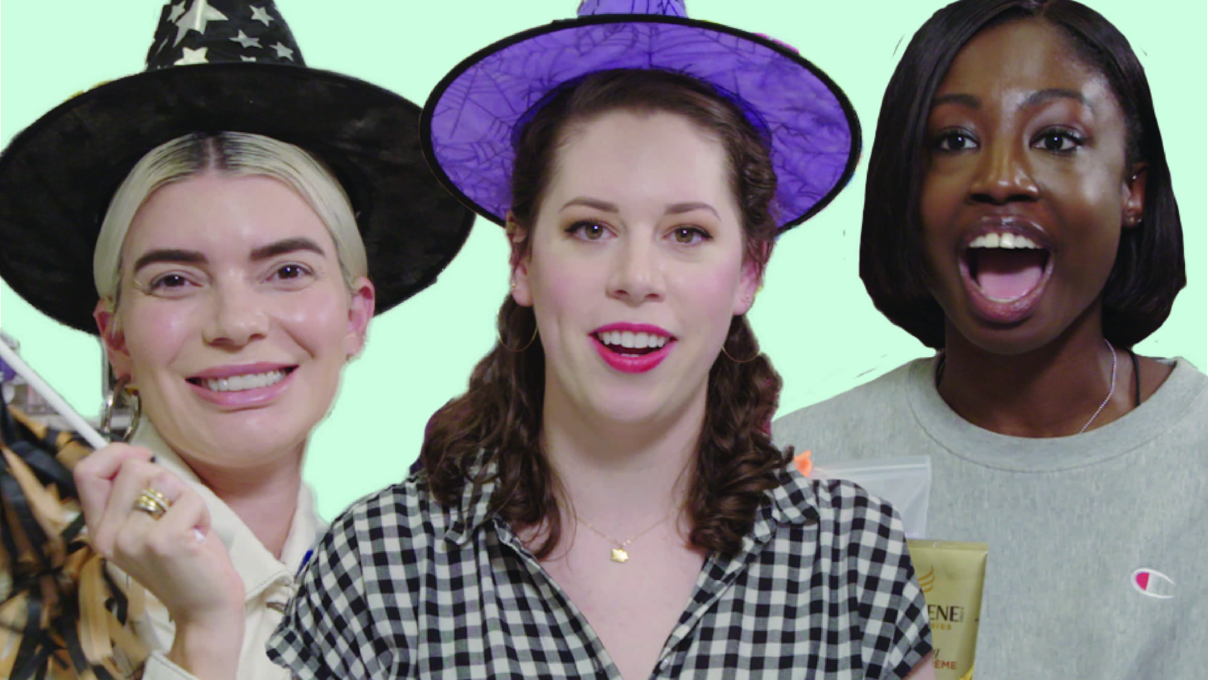 Watch Cosmo's Beauty Team Test Their All-Time Favorite Hair Products