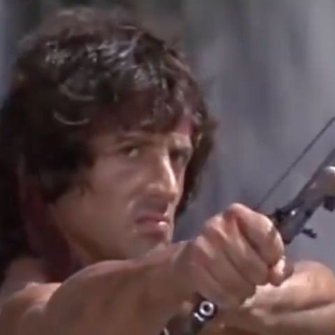 Sylvester Stallone Goes to the 'Old Town Road' in 'Rambo V