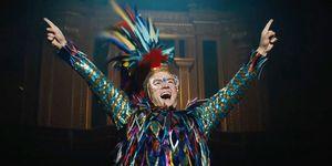 Taron Egerton as Elton John, Rocketman