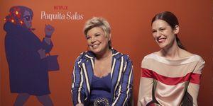 Terelu Campos y Lidia San José, Paquita Salas, Tercera temporada Paquita Salas