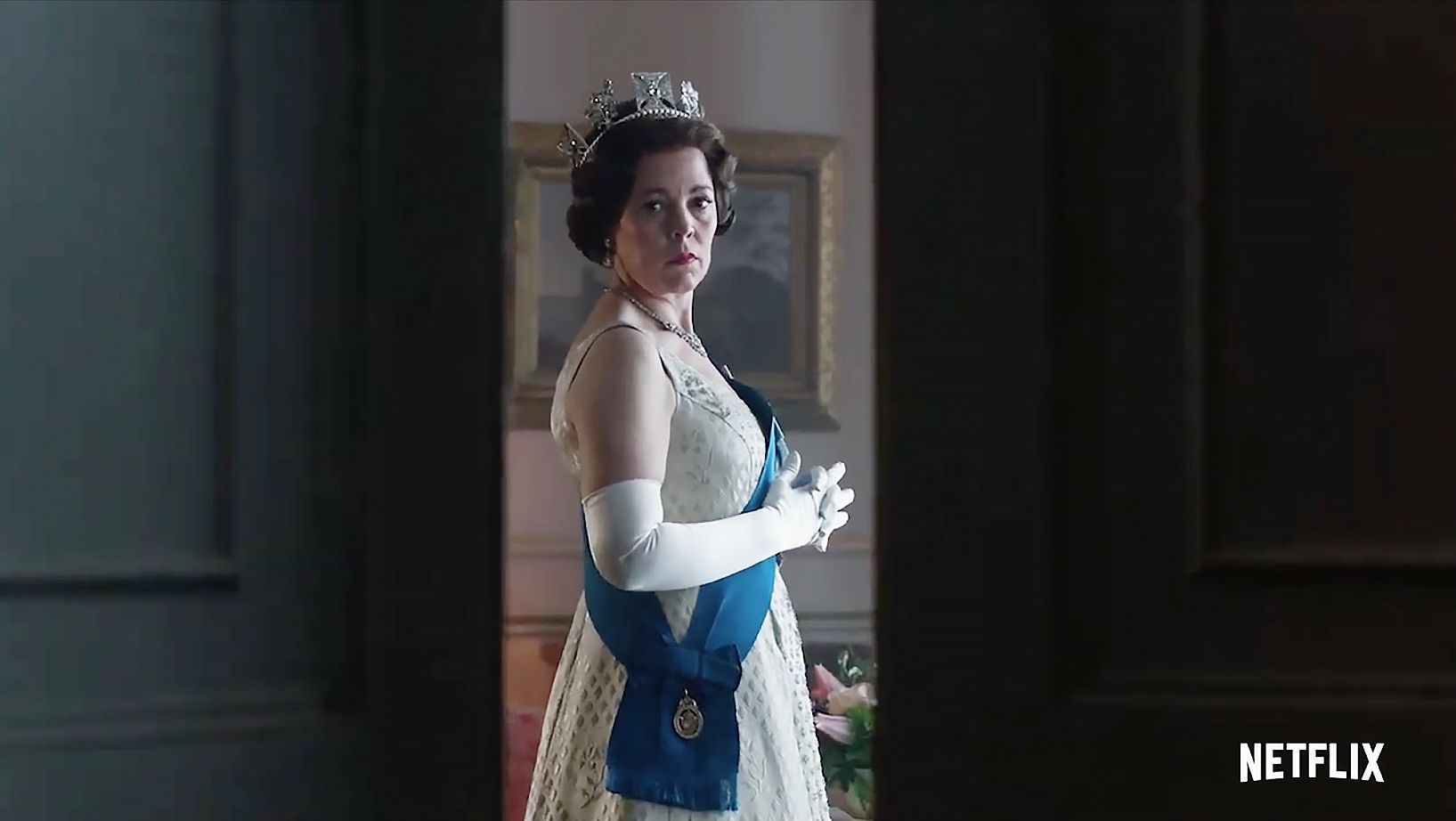 "The Crown's Olivia Colman reveals why taking over from Claire Foy was ""the worst job in the world"""