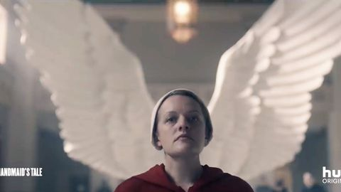 Handmaid's Tale' Fan Makes Mind-Blowing Revelation That the Women of