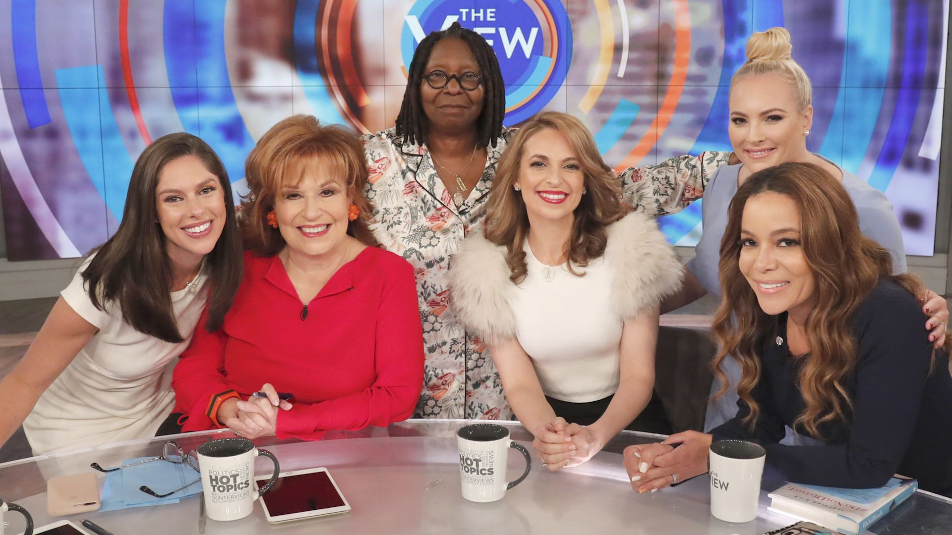 'The View' Fans Are Fired Up After Meghan McCain and Ana Navarro-Cárdenas's Trump Comments
