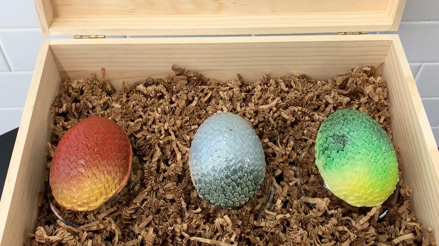 Game Of Thrones Ice Cream Dragon Eggs Will Make You Feel Like Daenerys Targaryen