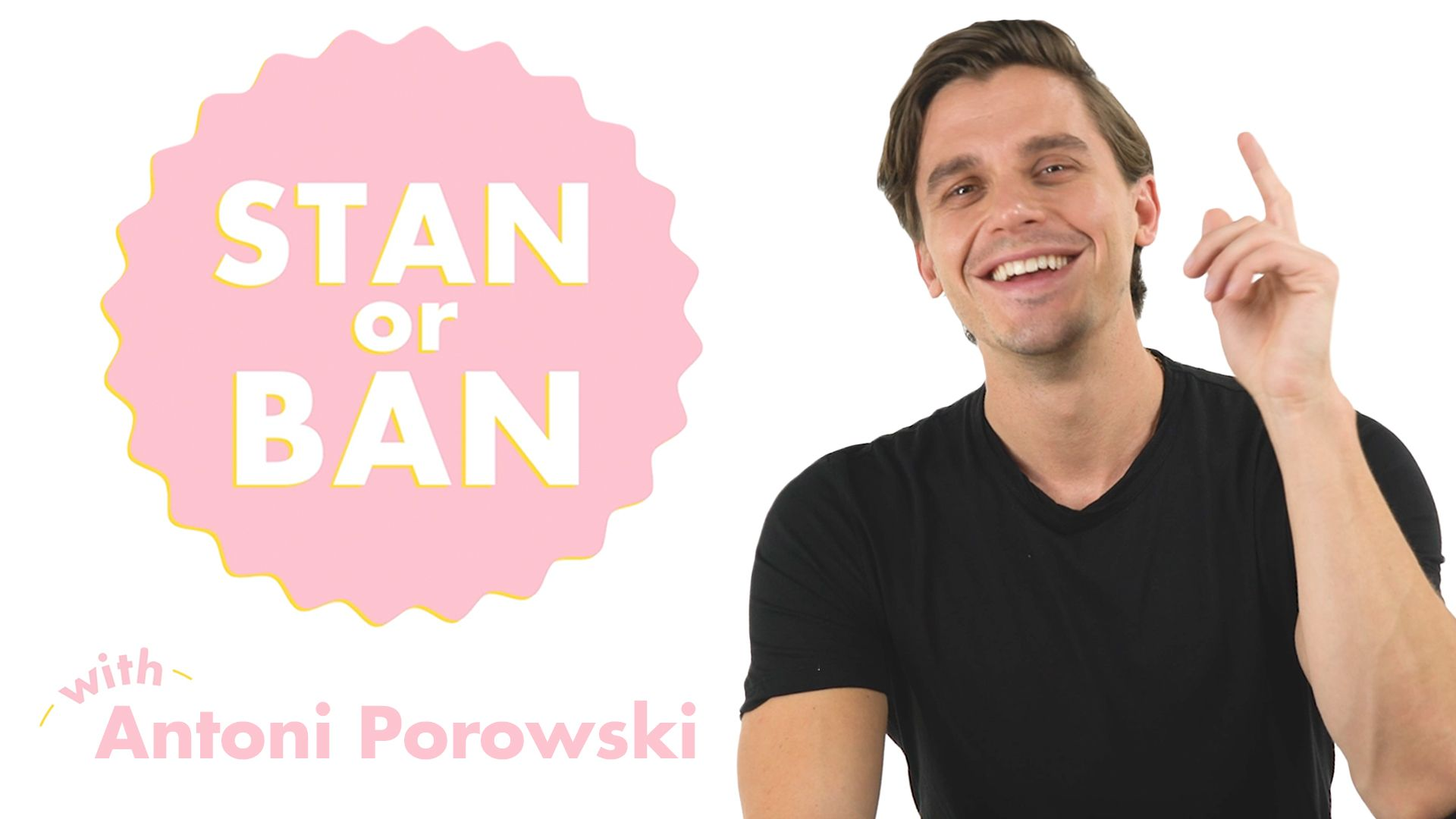 Antoni Porowski from Queer Eye's savage opinion on Ariana, Miley and Lana's song