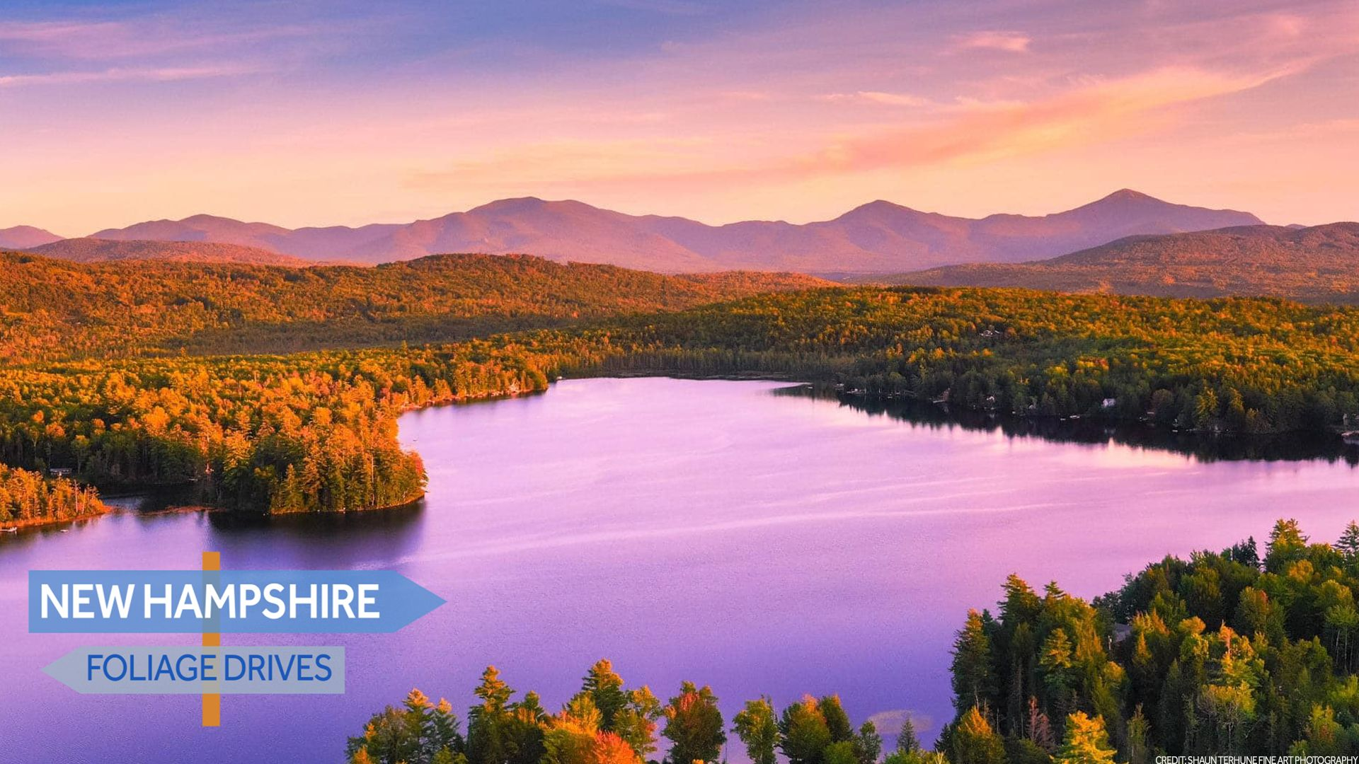 Plan your fall foliage road trip this weekend in northern New Hampshire