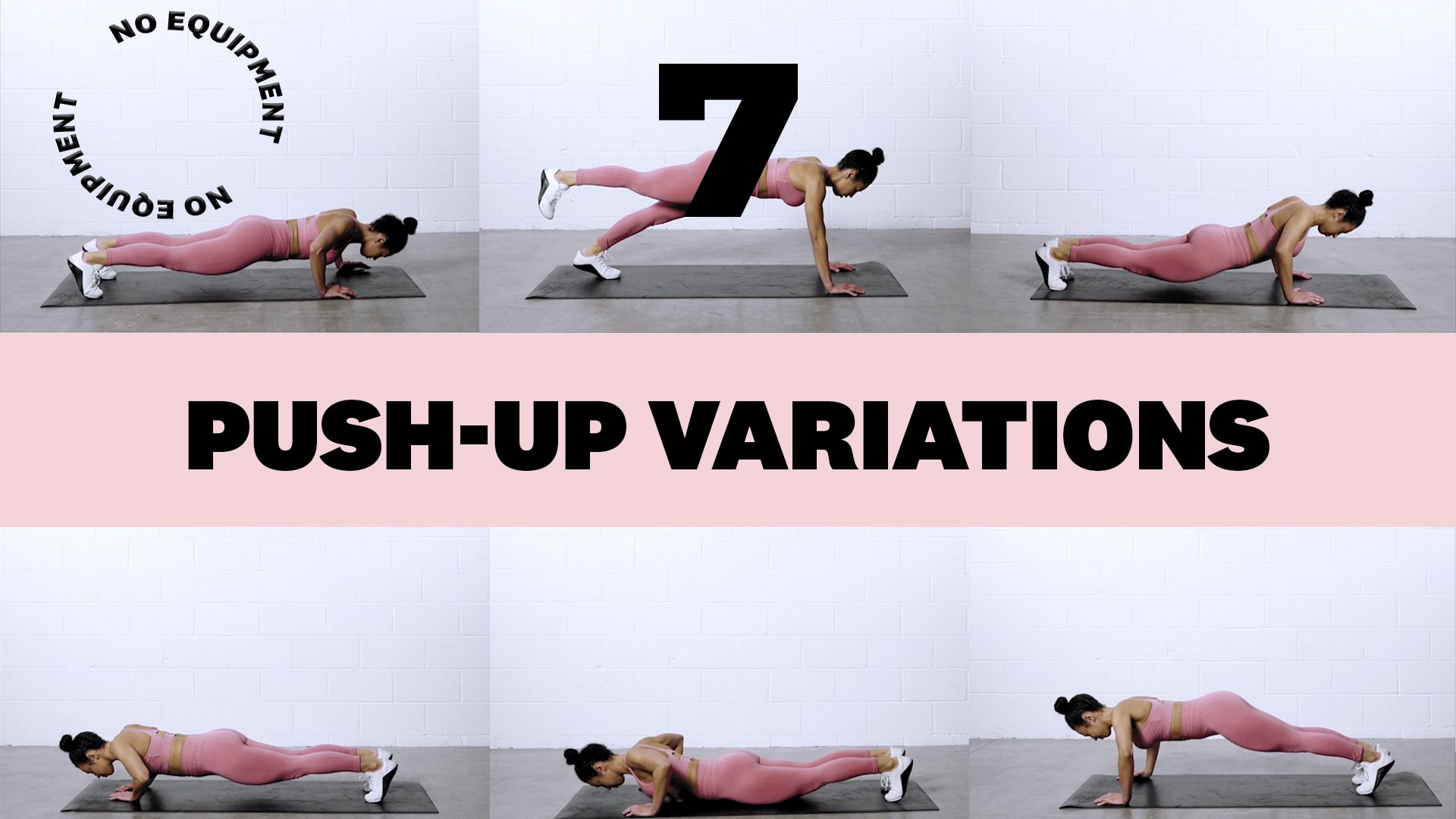7 Push Up Variations to Tone Upper Arms and Sculpt Shoulders