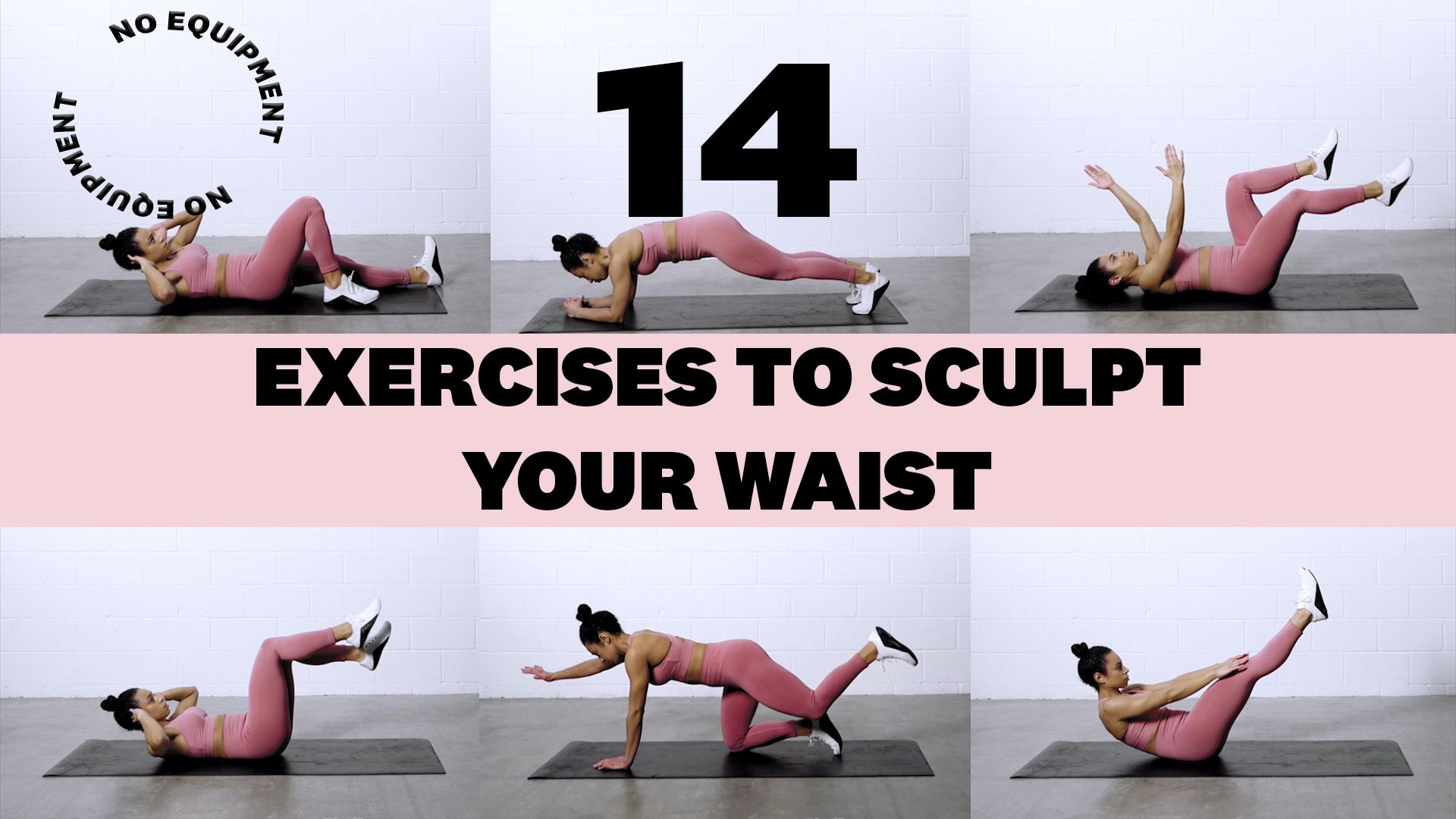 14 Waist Exercises to Help Sculpt a Strong Core
