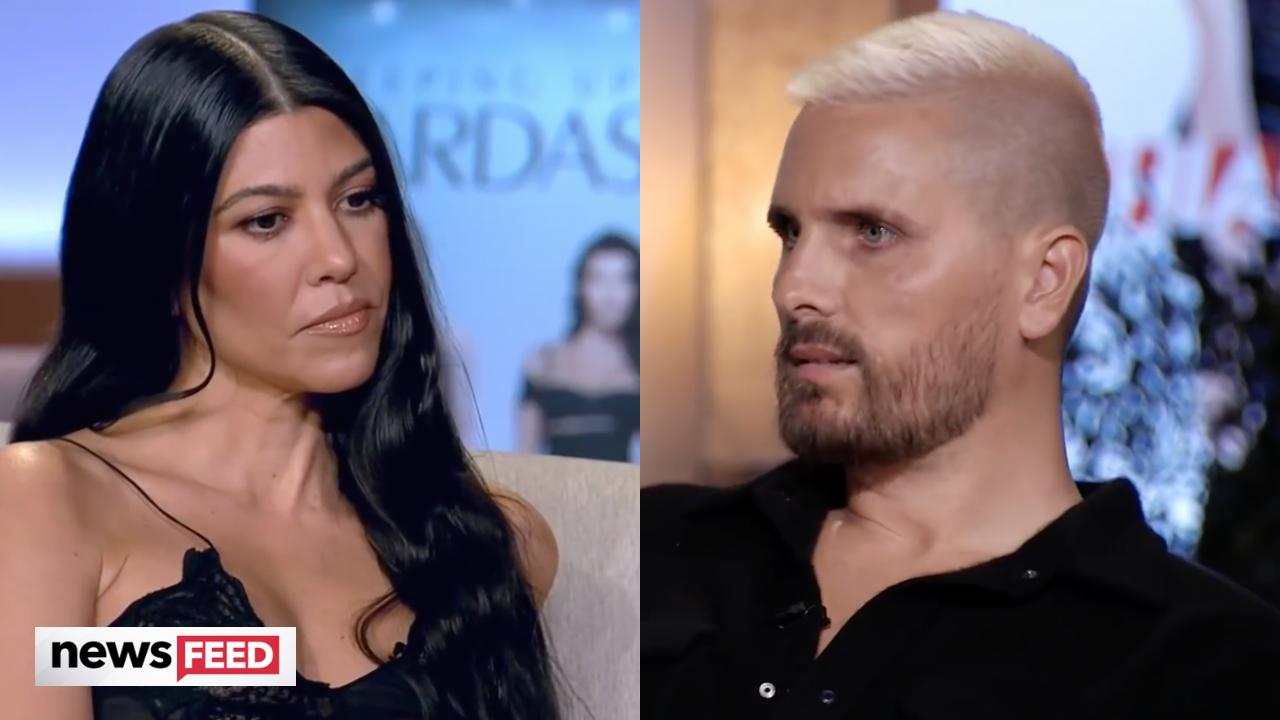Fans Wanted to Talk to Kourtney Kardashian and Travis Barker on Vacation But They Were Too Busy Making Out