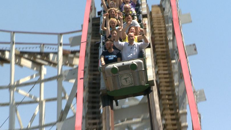 Happy anniversary, Thunderbolt! 50 years and still going strong at on