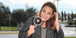 Toñi Moreno, presentadora, Viva la vida, Da a luz, Toñi Moreno da a luz, Lola Moreno