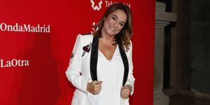Toñi Moreno, presentadora, María Teresa Campos, embarazo