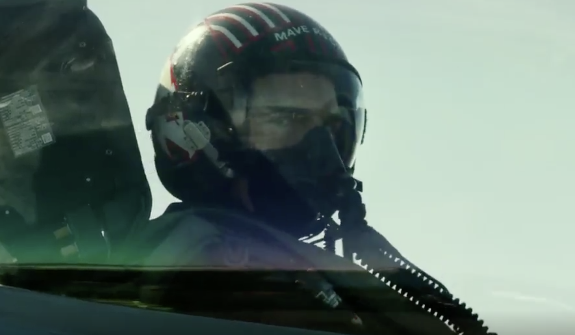 Top Gun: Maverick's first-look trailer brings Tom Cruise back to the Danger Zone
