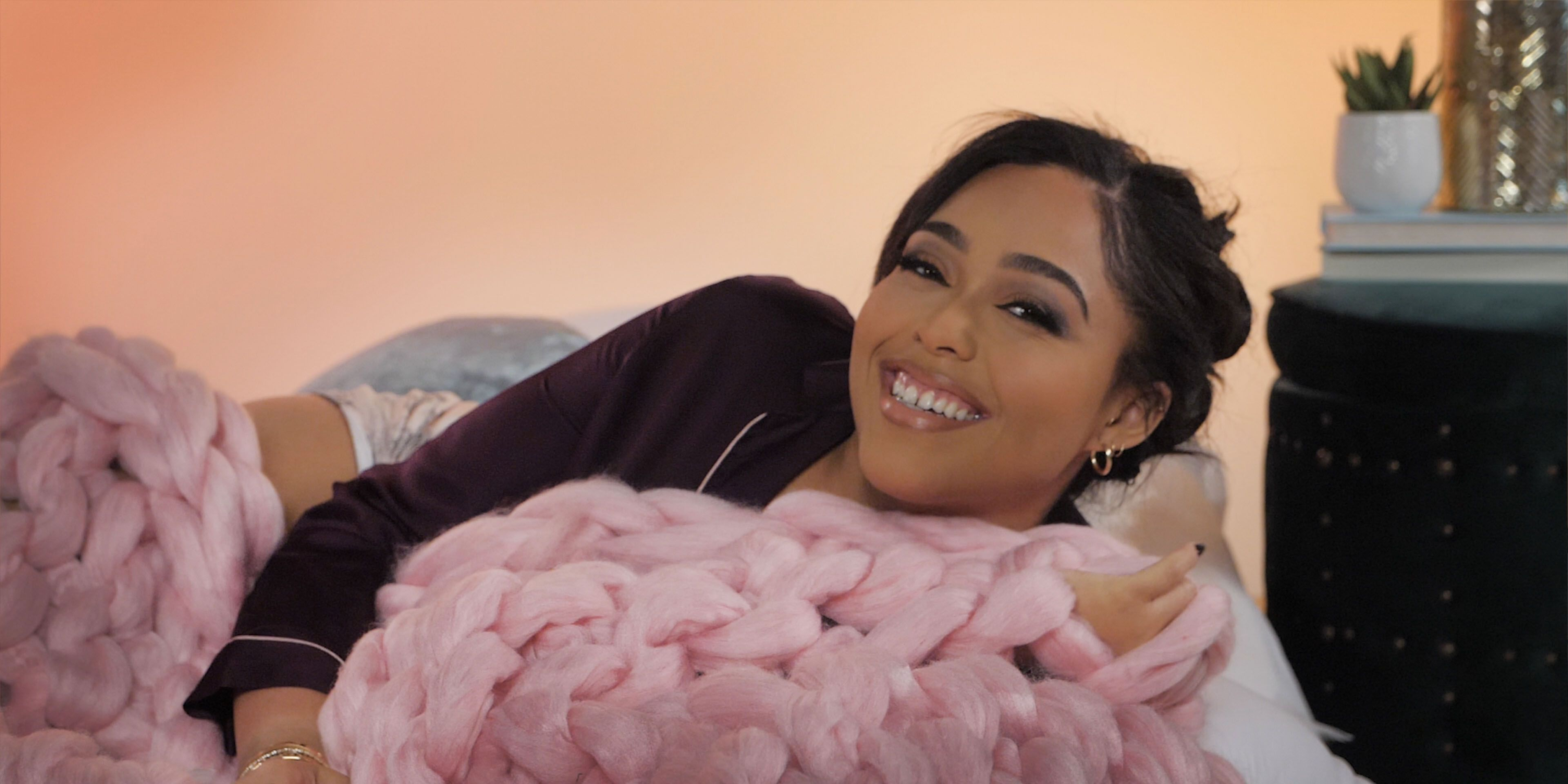Cosmo Goes Under the Covers with Jordyn Woods