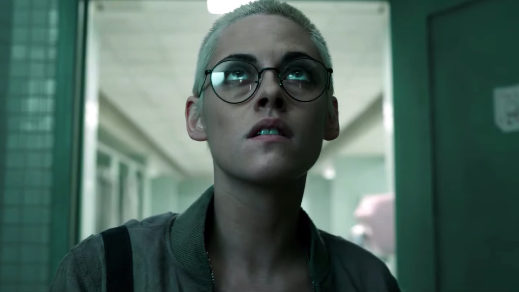 The trailer for Kristen Stewart's new film Underwater is here