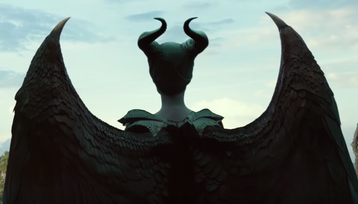 Angelina Jolie's Maleficent is more wicked than ever in Disney's first trailer for sequel Mistress of Evil