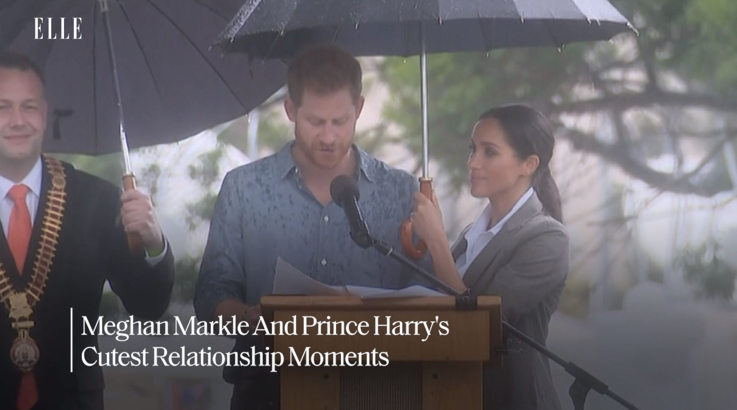 Prince Harry Apparently Wooed Meghan Markle With an Emoji