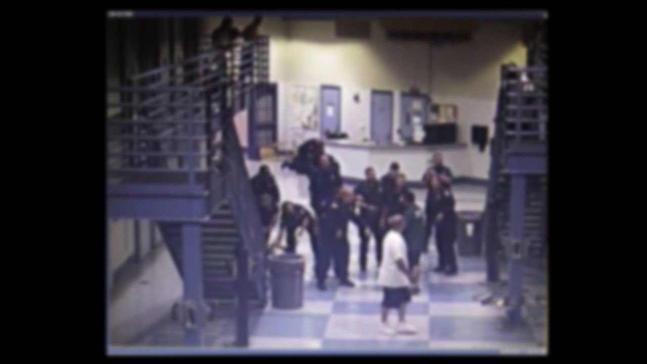 5 Investigates exclusive: Prison guard attacked by inmates