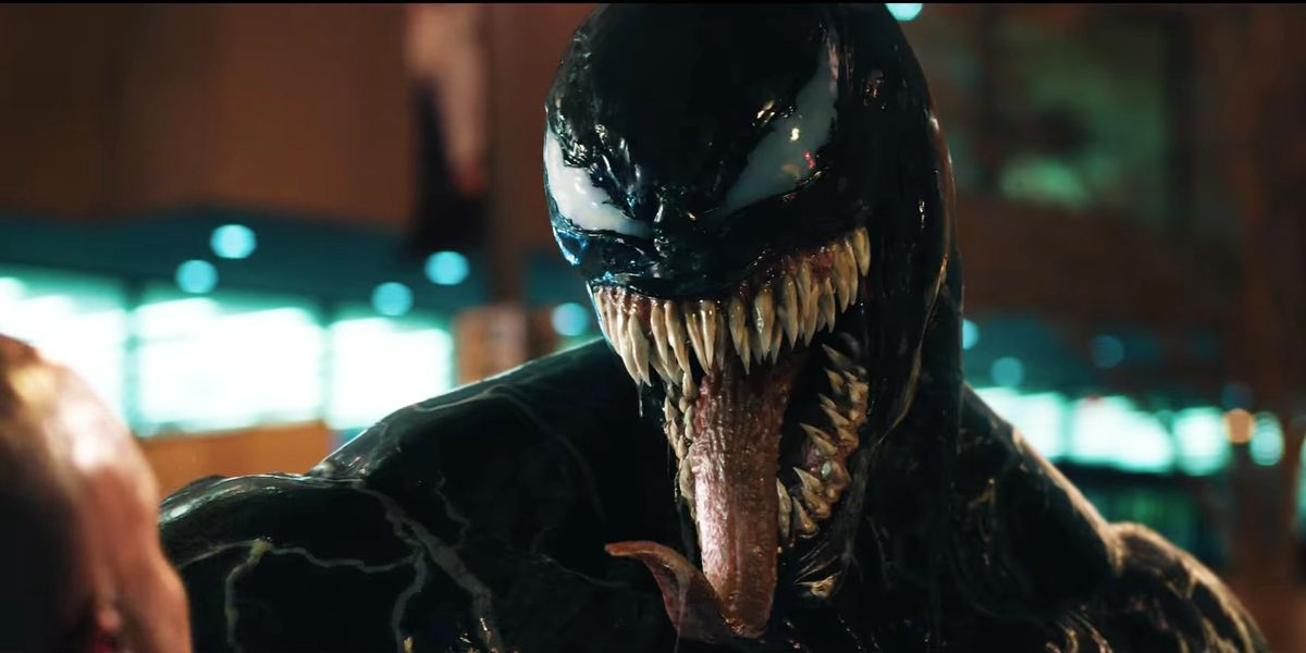 Marvel responds to Venom trailer's big mistake