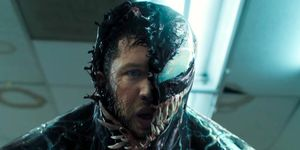 Venom - Tom Hardy as Eddie Brock