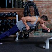 new rules of muscle plank row