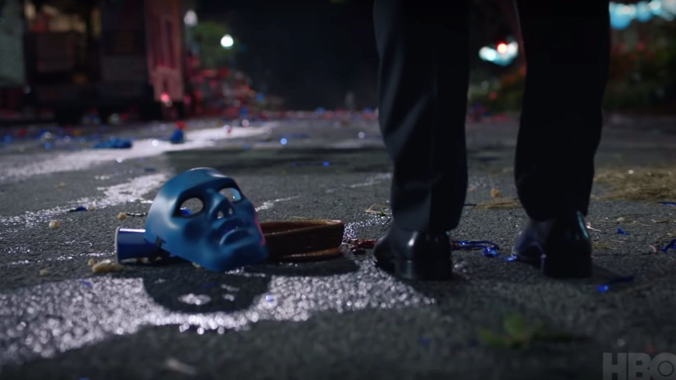 Watchmen's first full-length trailer is released and the HBO series looks epic