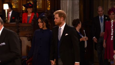 Meghan Markle pregnant - Baby name predictions for Meghan