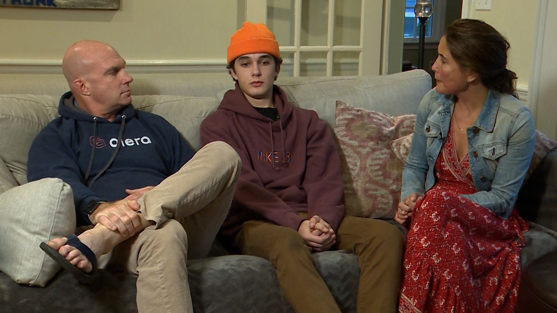 'I think about it every day': Wellesley teen says he was viciously bullied, beaten by classmates