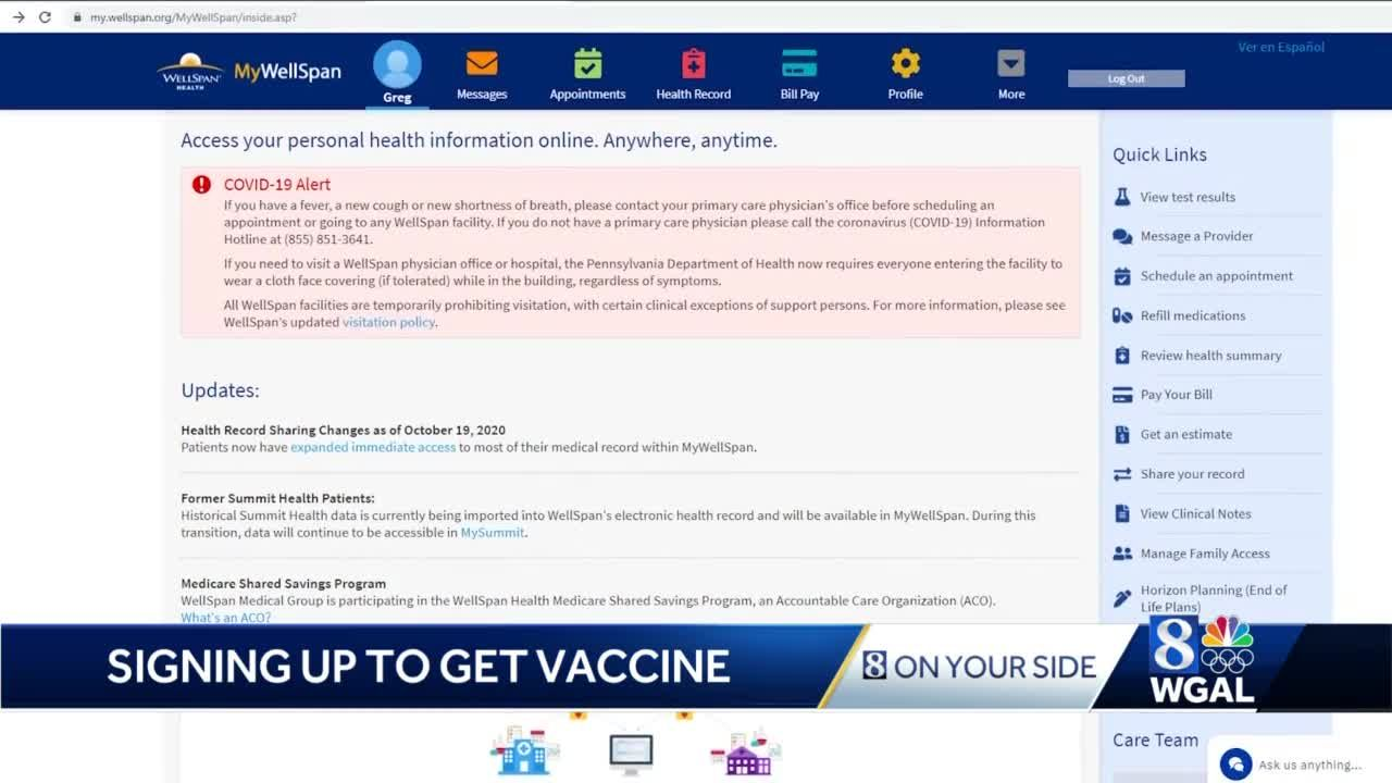 8 On Your Side Responds: Here's how to schedule a COVID-19 vaccine appointment