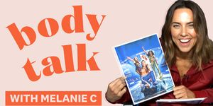 Melanie C Women's Health Cover Star Video