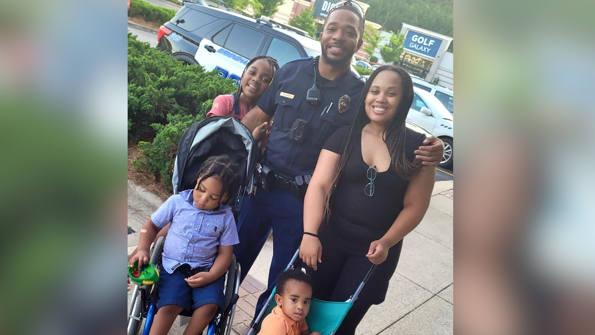 Birmingham police officer, wife raising awareness for son with Spinal Muscular Atrophy