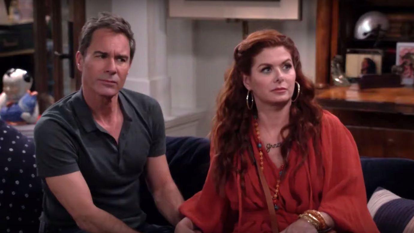 Will & Grace's final season teaser reveals main character's pregnancy