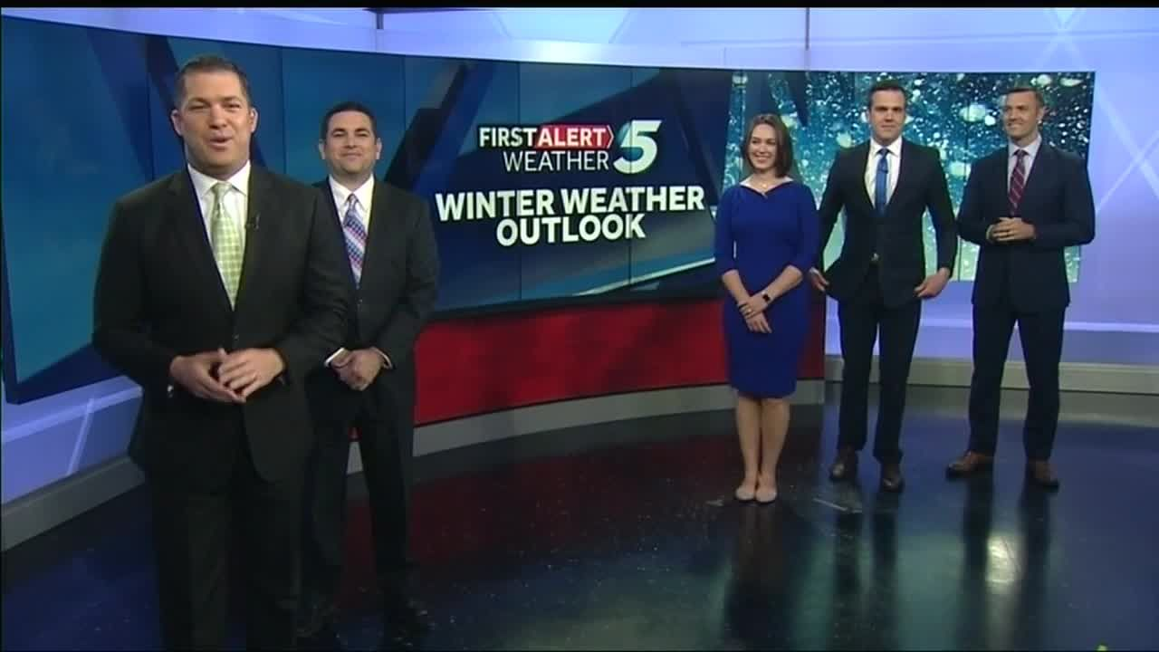 KOCO First Alert: 2017 Winter Weather Outlook