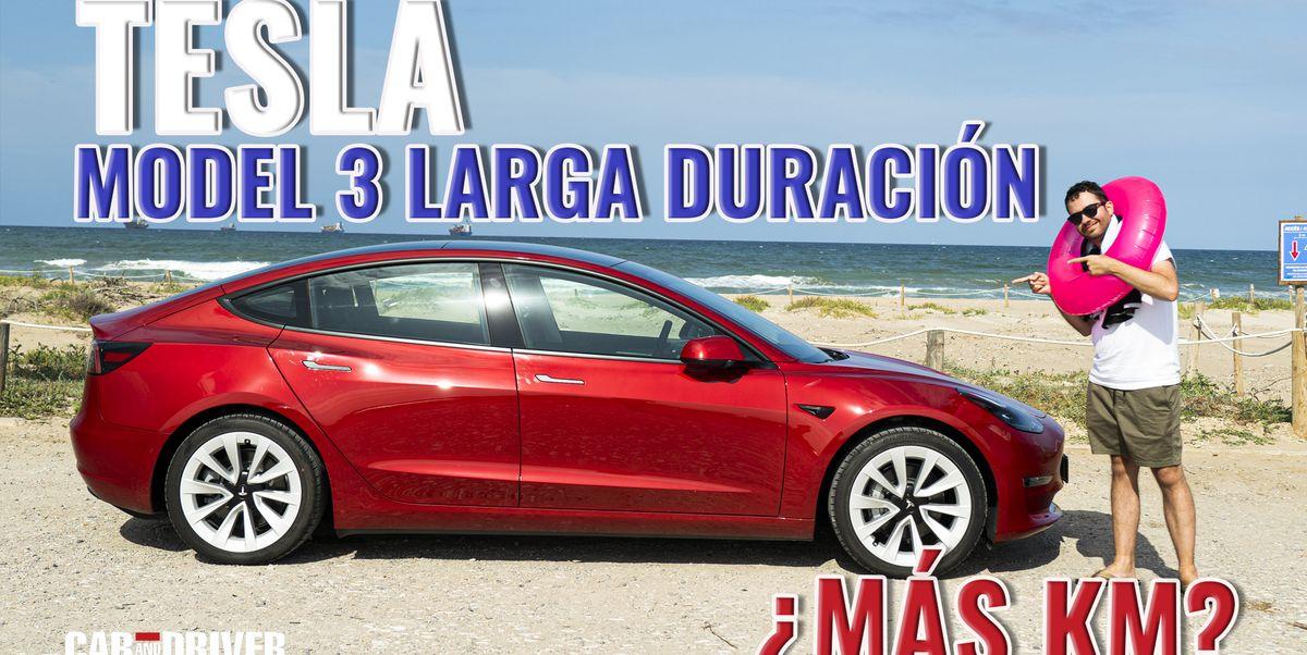 Tesla Model 3 Gran Autonomía: La prueba definitiva; ¿sirve para viajar en España?