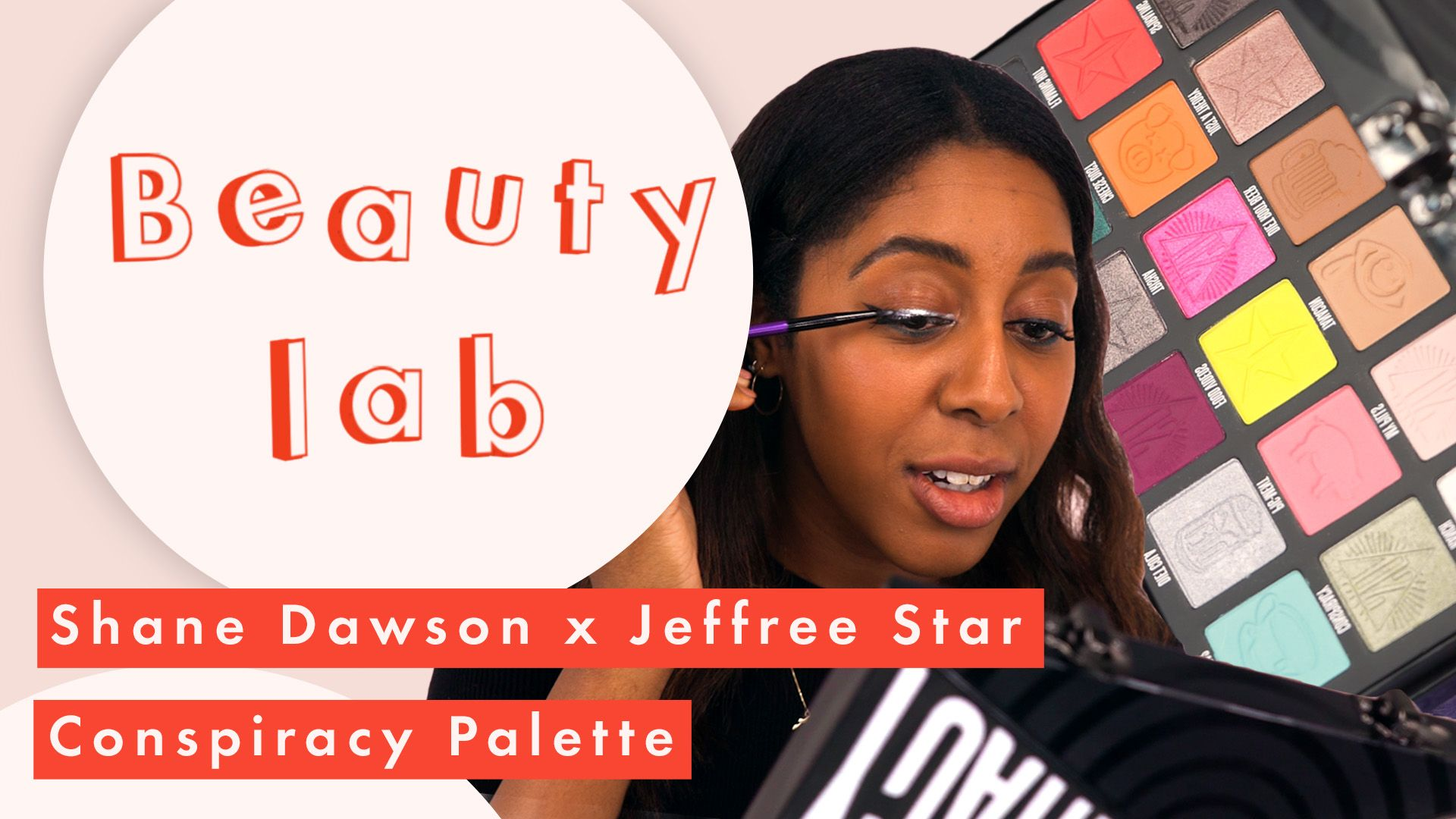 The Shane Dawson x Jeffree Star Conspiracy palette is finally here, so we put it to the test...
