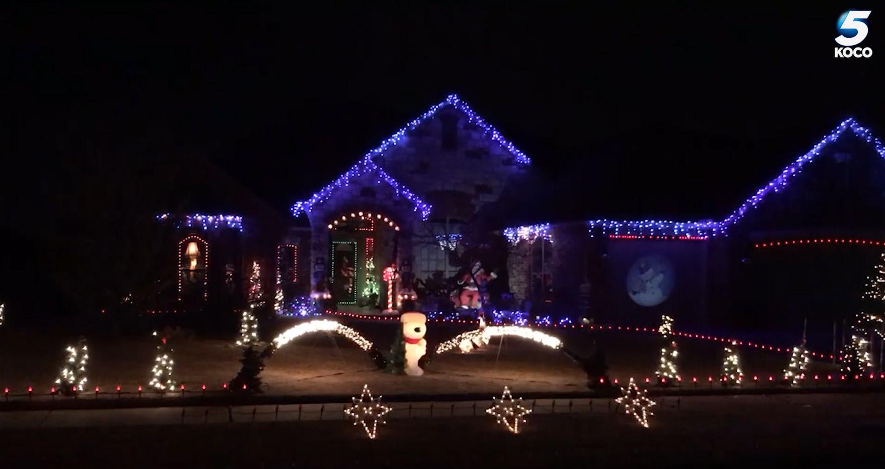christmas remarkable christmas lights oklahoma christmas lightsn ...