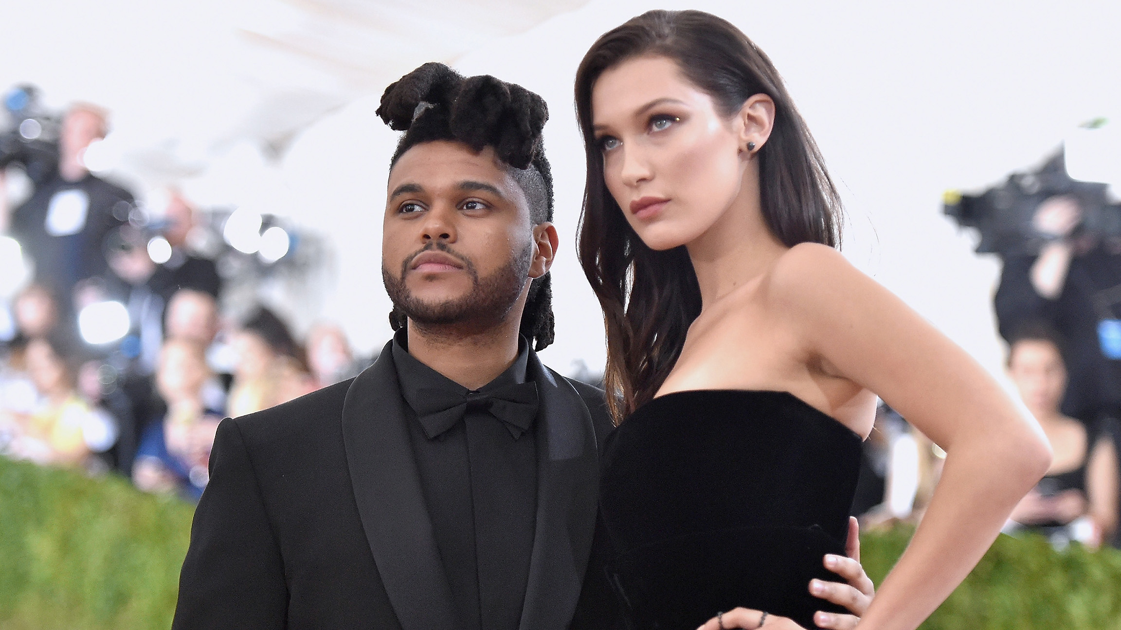 The Weeknd's Rep Says That He and Bella Hadid Are Not Back Together