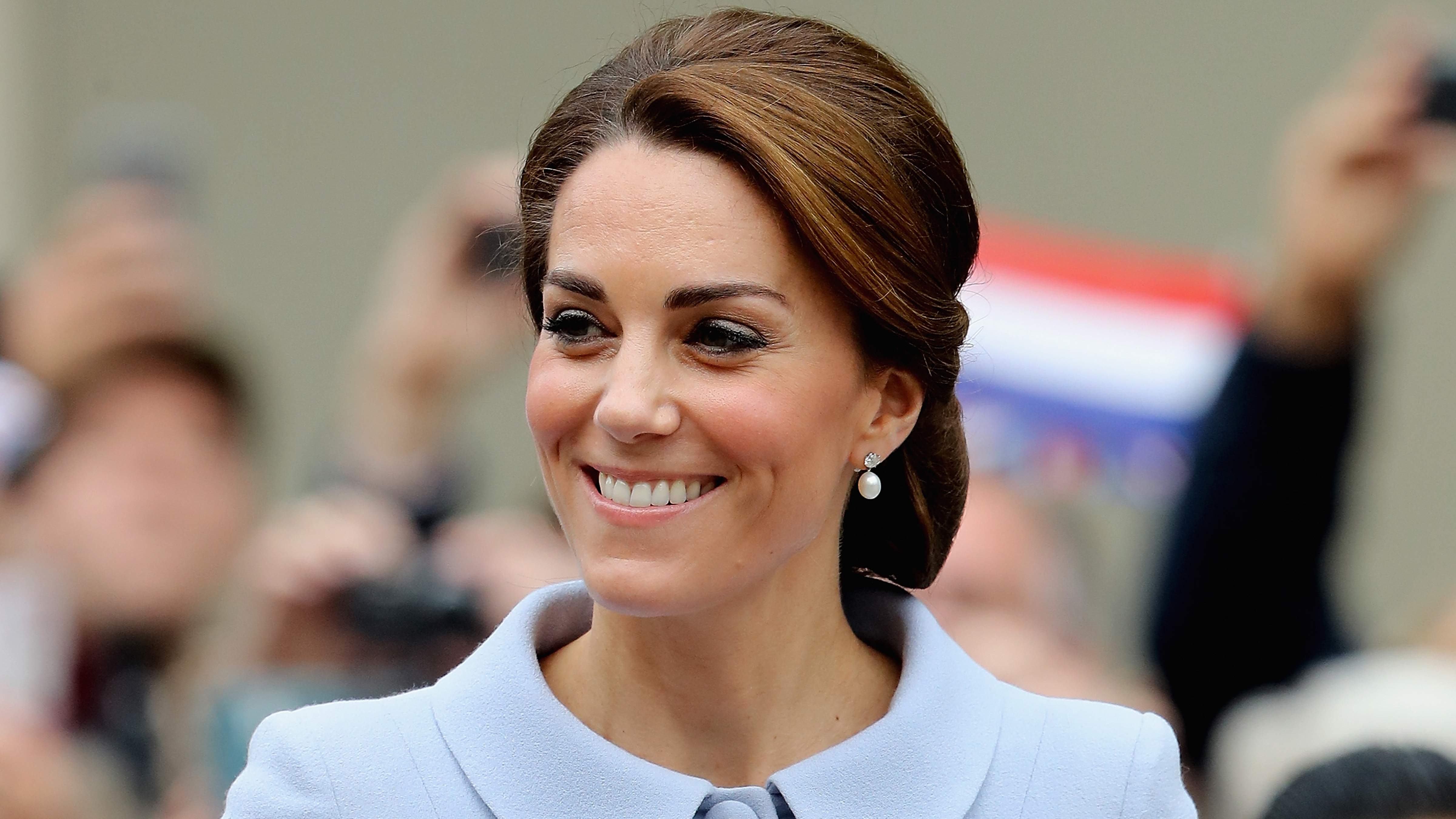 Kate Middleton Did a Secret Video Call Event on Her 9th Wedding Anniversary