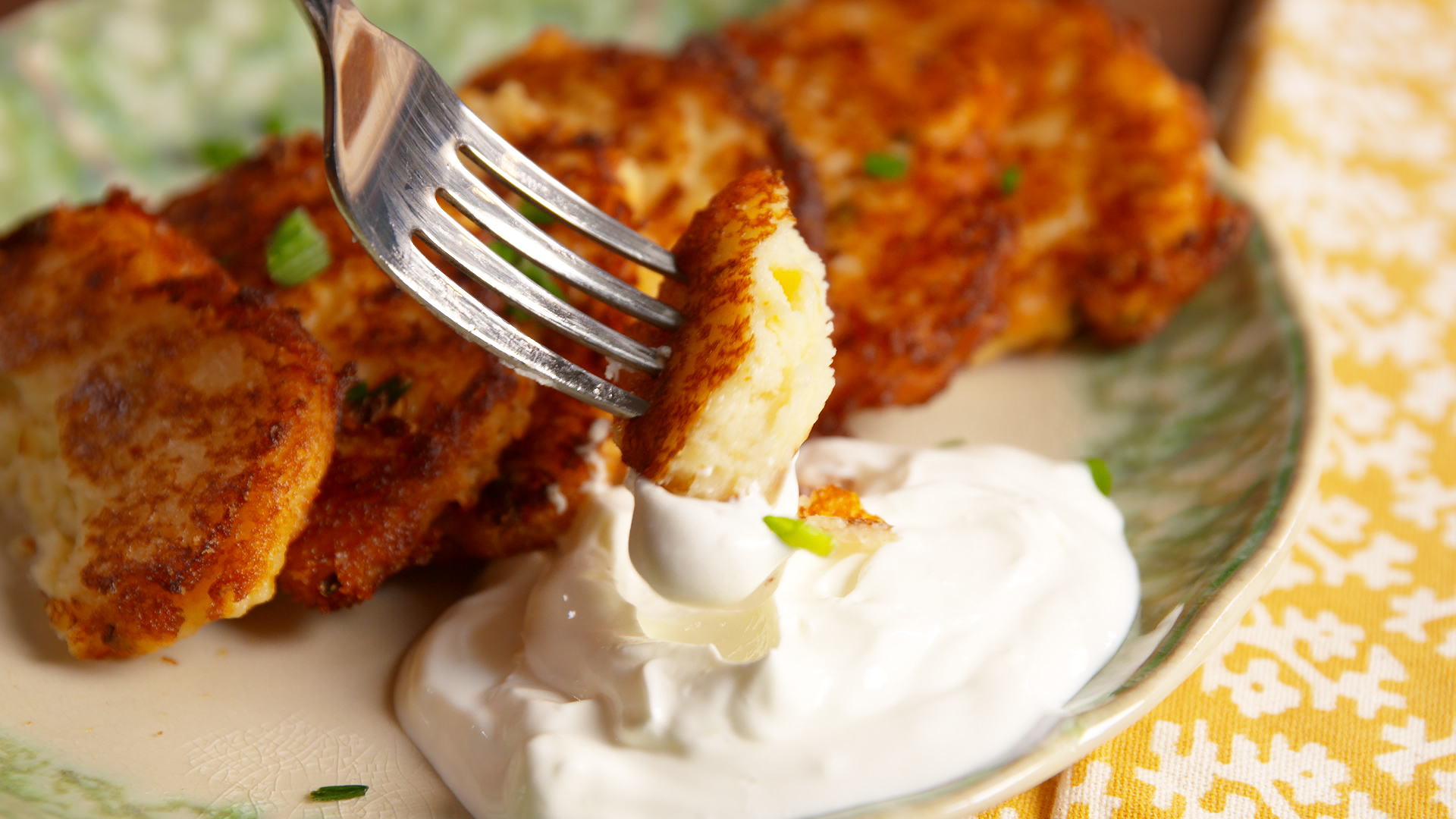 Loaded Fried Mashed Potatoes Are The Best Way To Hack Your Leftovers