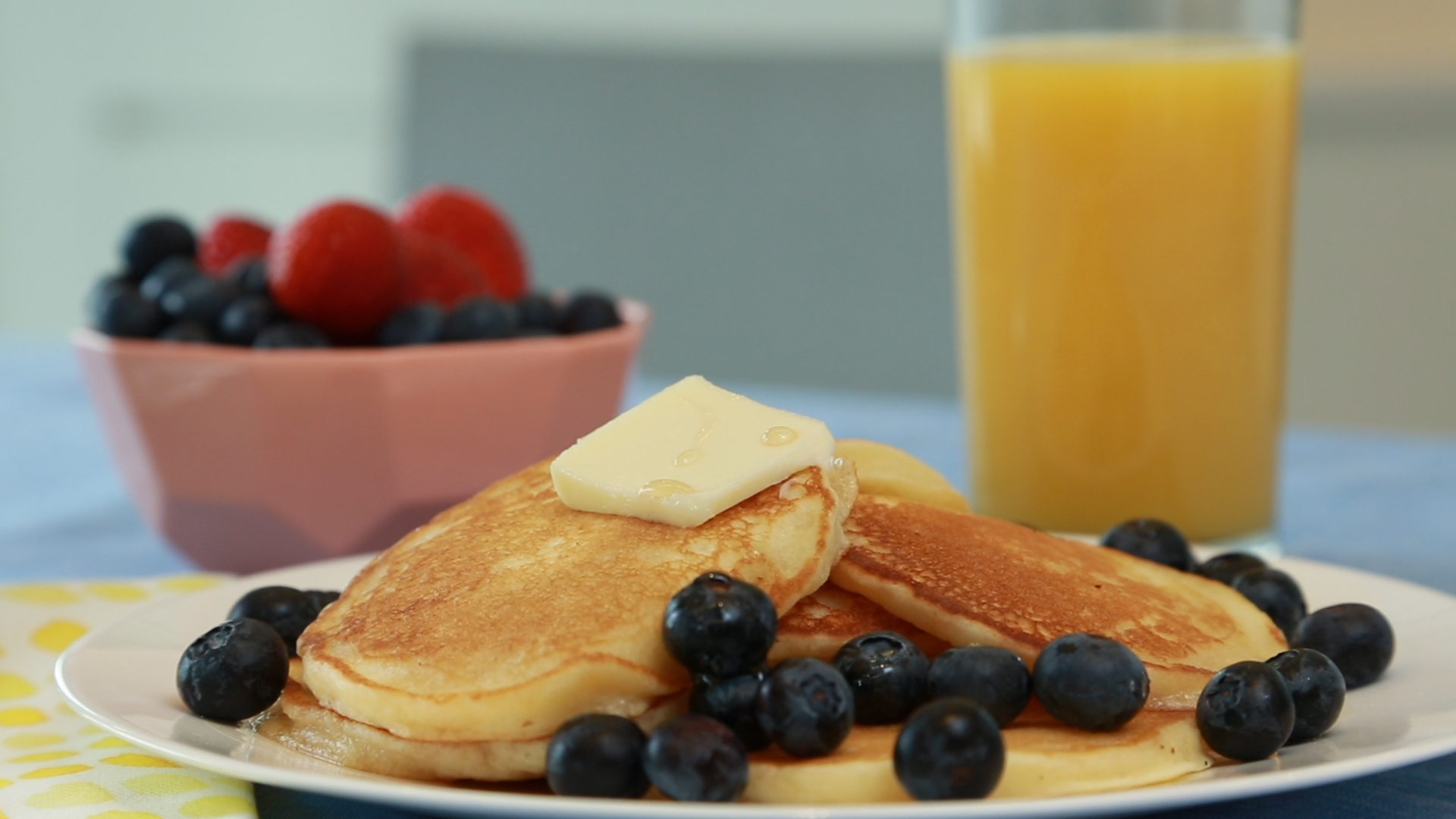 The Easiest Pancake Recipe Ever, As Perfected by Our Test Kitchen