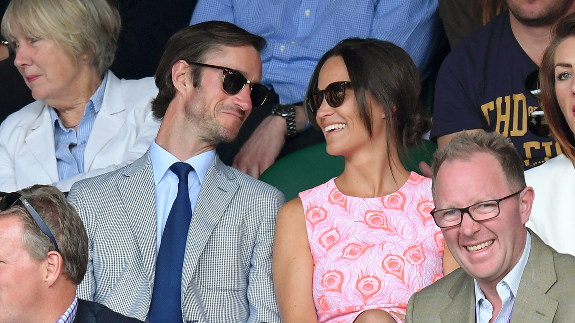 Pippa Middleton Discusses Her Baby Son, Arthur, For the Very First Time