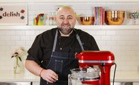 Duff Goldman Married His Girlfriend Johnna Colbry and There Were FIVE Cakes