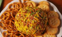 This Dill Pickle Cheese Ball Is Shockingly Good
