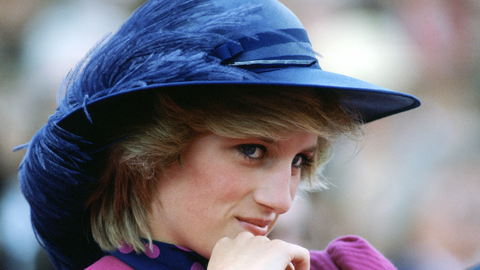Princess Diana's Good Friend Posts Rare Candid Photo of the