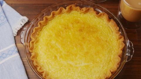 Best Buttermilk Pie Recipe How To Make Buttermilk Pie