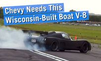 Why Chevy Needs This Naturally Aspirated, Wisconsin-Built V-8