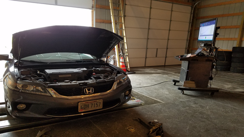Dyno Testing the Honda Accord's New Turbo Motor Against the