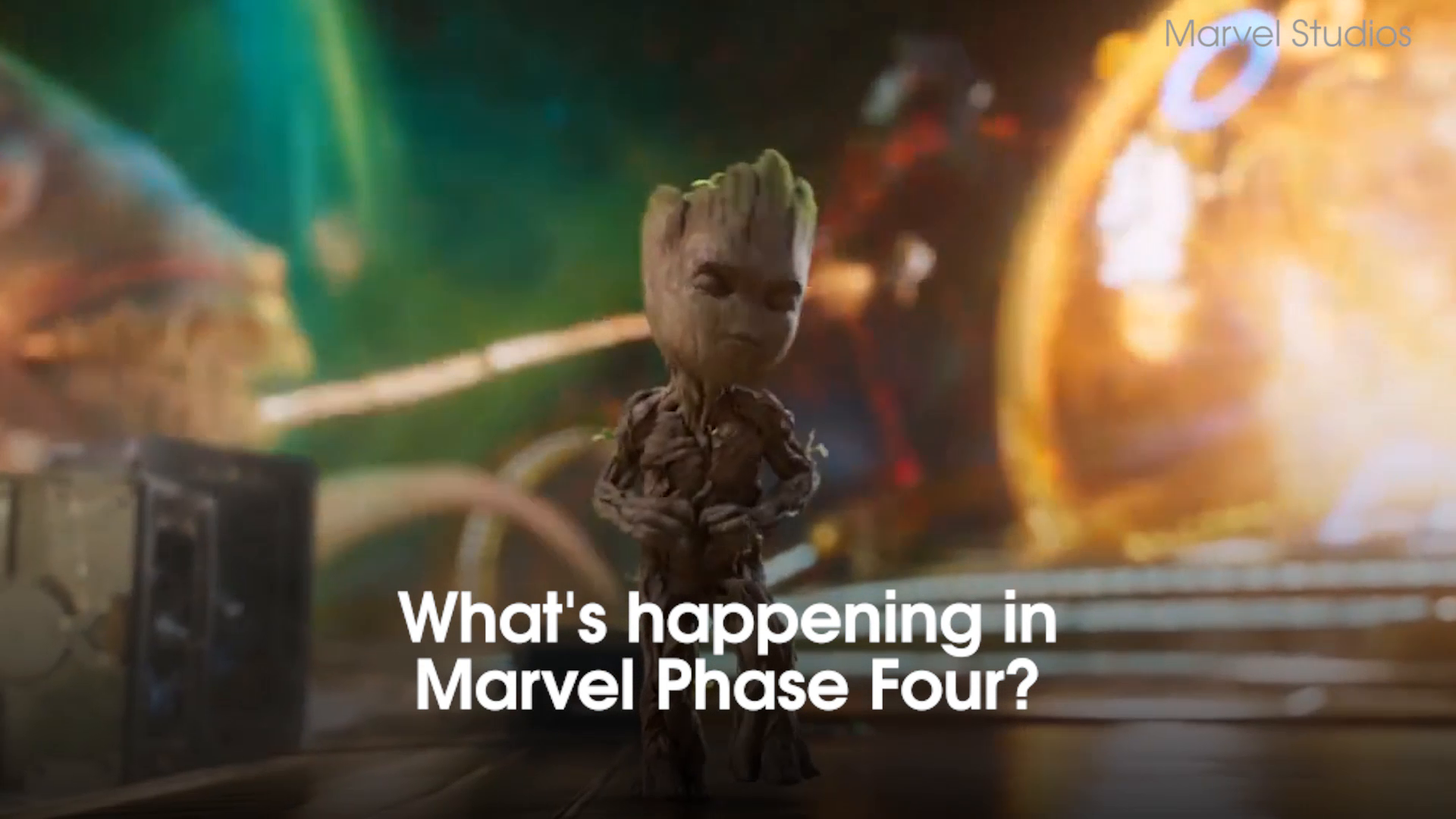 Whats Happening In Marvel Phase 4