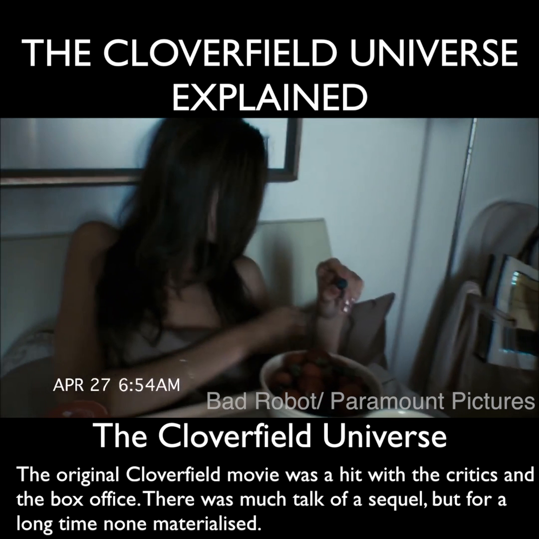 The Cloverfield universe explained - how JJ Abrams' monster universe