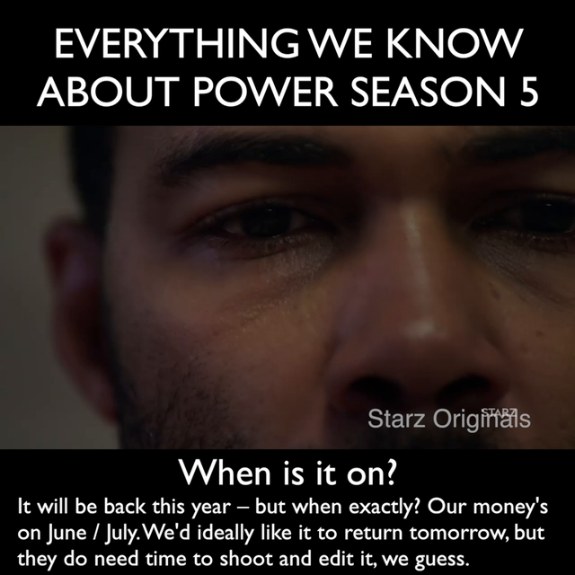 Power season 6 release date, cast and everything you need to